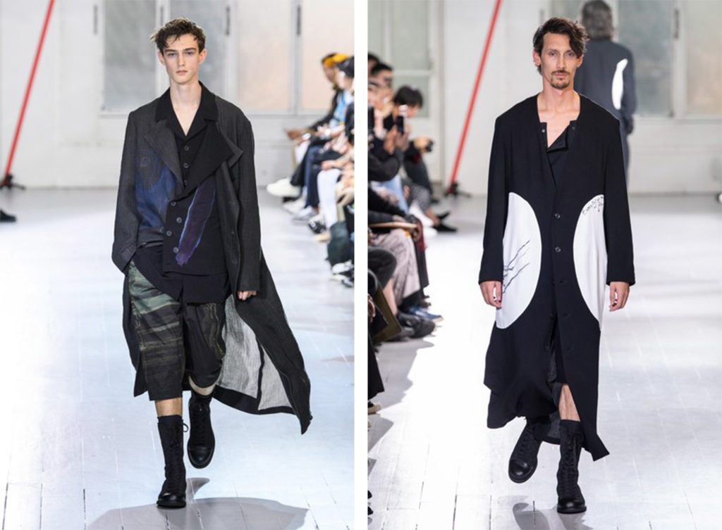 sportswear, streetwear, Yohji Yamamoto