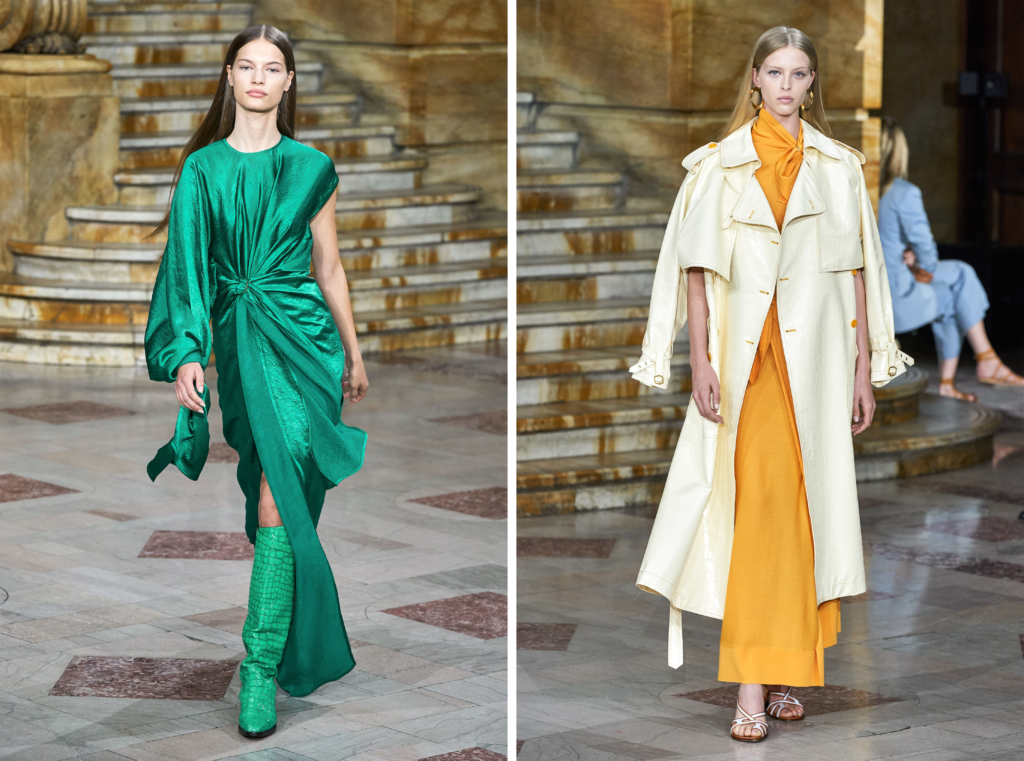 New York Fashion Week, Fashion Week de NY, Rosie Assoulin, Sies Marjan, Gabriela Hearst, Maryam Nassir Zadeh, Phillip Lim, Proenza Schouler, The Row,