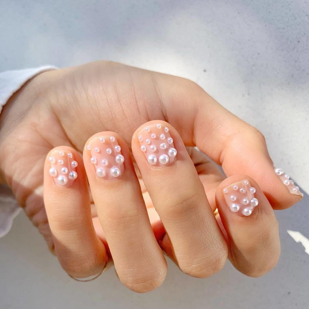 Nails Party, Nail Art, GLOSS UP, Betina R Goldstein, Chanel, Essie